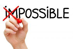 Possible Not Impossible