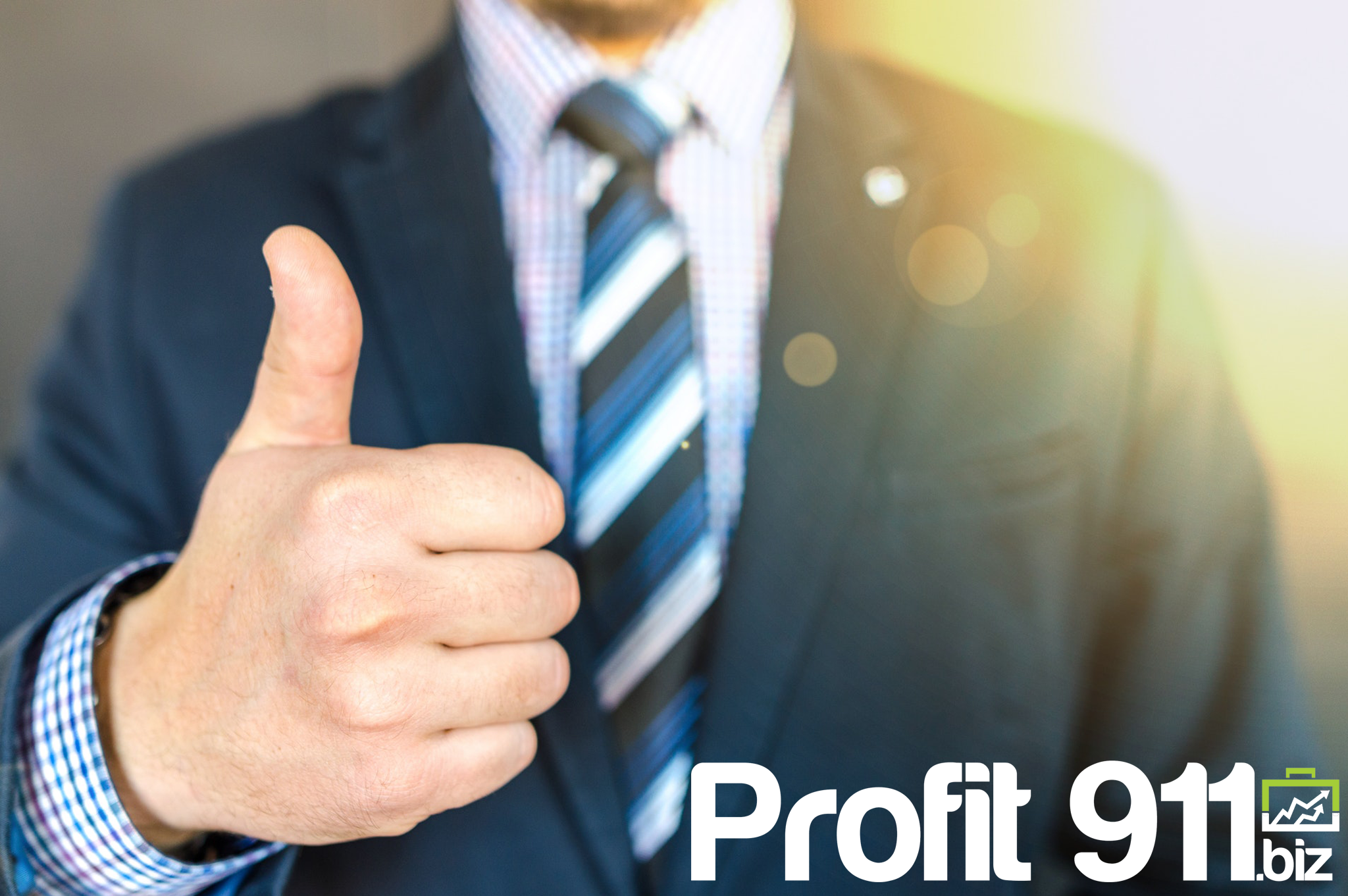Thumb Up For Profit 911 Business Consulting