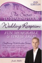 The Secret to Making Your Wedding Reception Fun, Memorable, and Stress-Free! Cover