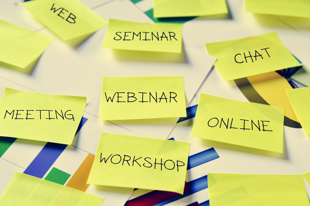 Sticky Notes For Webinar Profit 911 Business Consulting